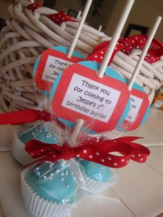 dr. seuss cake pops | Dr. Seuss-themed birthday cake pops