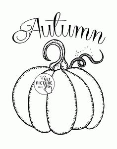 Even Kids Know Where To Find Coloring Page Of Fall Leaves And You