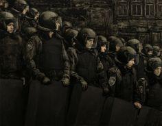 Riot Police 2.0 - Inga Loyeva