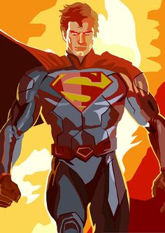 Superman by Creator TheShannii