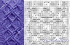 Knitting Stitches, Hand Knitting, Stitch Patterns, Knitting Patterns, Beaded Jewelry, Knit Crochet, Tops, Creativity, Crocheting