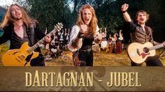 dArtagnan - Jubel (Offizielles Video) - YouTube