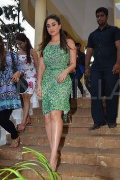 Kareena Kapoor launches Tetley green tea |