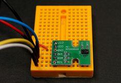 Make: Japan | Arduinoでも使えるジェスチャーセンサAPDS-9960