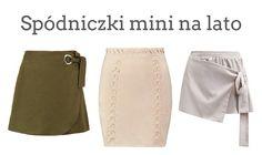 Spódniczki mini na lato - przegląd zakupowy