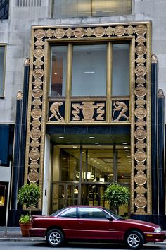 Art Deco, Cincinnati Netherland Plaza - Love this picture. Where we had our wedding reception