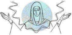 Bendita és tu entre as mulheres e bendito é o fruto do teu ventre! por Cláudio Pastro