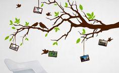 Árvore-adesivo da Vinyluse
