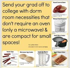 Pampered Chef College Survival Kit