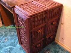 Newspaper tubes Furniture Tutorial http://www.pinterest.com/miyani17/my-next-projects/