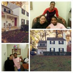 Congratulations to the Jones on their beautiful new home!