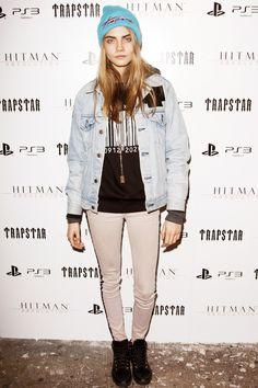 Cara Delevingne Style & Fashion – Miss Vogue Cover Girl (Vogue.com UK)