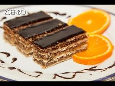 YouTube Hungarian Recipes, Cake Cookies, Tiramisu, Sweets, Ethnic Recipes, Facebook, Food, Youtube, Sweet Pastries