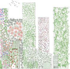 Flowering floorplans by Junya Ishigami - The Fox Is Black