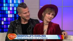 2016: 05/27 The Morning Show Interview - Sydney, Australia - 00019 - Clare Bowen…