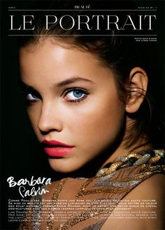 Barbara Palvin by Sean & Seng for L'Oreal at Cannes