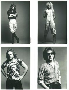 Van Halen......................