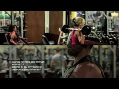"""Acafool featuring Cece Morales  """"Work Me Out"""" (Official Music Video)"""