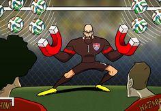 El imán de Tim Howard - Goal.com - Goal.com