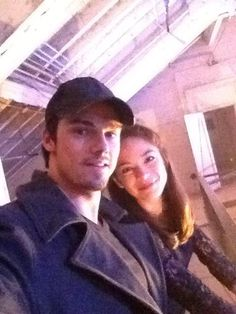 Jay Ryan and Kristin Kreuk ~ Beauty in the Best