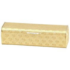 Boucheron Paris Marguerite Collection Diamond Gold  Box | From a unique collection of vintage boxes and cases at https://www.1stdibs.com/jewelry/objets-dart-vertu/boxes-cases/