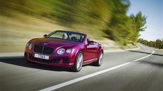 ♡❤ ❥ Continental GT Convertible @BentleyMotors #automfg via #chatwrks