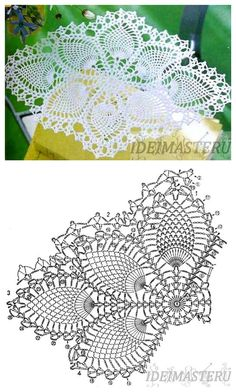 Brilliant Picture of Crochet Doilies Free Patterns Crochet Tablecloth Pattern, Free Crochet Doily Patterns, Crochet Doily Diagram, Crochet Symbols, Crochet Art, Crochet Home, Thread Crochet, Crochet Gifts, Crochet Motif