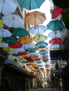 Calle comercial de valdepeñas