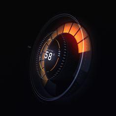 Tesla EMSX Interface by Nicolas Lopardo | Check out more great content at: www.emrld14.com