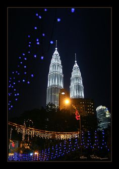 Christmas in Kuala Lumpur, Manila