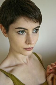 """Inspired by a previous thread to al last """"Chop all my hair off!"""" 