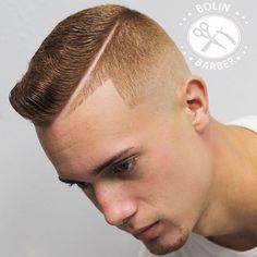 Haircut by bolinbarber http://ift.tt/1OLxviB #menshair #menshairstyles…