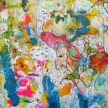 ANNO 1856 Painting by Tatyana Murova | Saatchi Art Original Art, Original Paintings, Fantasy Paintings, Believe In Magic, Happy Colors, Buy Art, Fairy Tales, Saatchi Art, Canvas Art