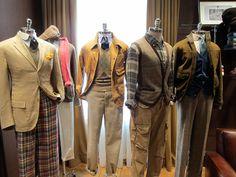 Ralph Lauren Showroom Stockholm SS2011