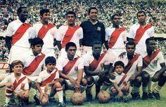 Peru. Mundial Mexico 70