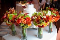 Great Ideas For Fall Weddings