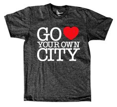 Go ♥ your own city