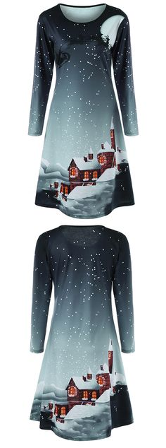 Best Christmas dress to inspire yourself.High quality and comfortable material.Free Shipping Worldwide!