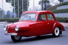 Daihatsu Bee Funny Looking Cars, Automobile, Strange Cars, Mini Car, National Car, Classic Japanese Cars, Daihatsu, Pedal Cars, Cute Cars