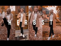 OUTFITS FOR FALL #fallwithsandy - YouTube Videos, Instagram, Fall, Coat, Youtube, Jackets, Outfits, Fashion, Autumn