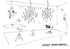 CASA COR SP 2012 - Making Light -Ingo Maurer - www.montacasa.com.br