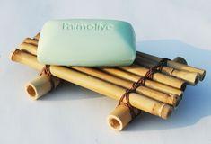 Recycled Bamboo Soap Tray, Eco Earth Friendly Kitchen or Bath Soap Dish, Tropical Coastal Bathroom Decor=kitchen Diy Bamboo, Bamboo Art, Bamboo Crafts, Bamboo Ideas, Cool Diy, Easy Diy, Fun Diy, Coastal Bathroom Decor, Coastal Decor