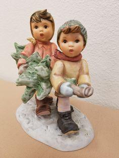 "Hummel ""Tree Trimming Time"" figurine"