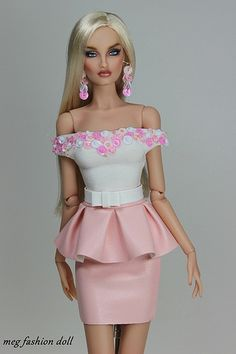 New outfit for Kingdom Doll / Deva Doll /Modsdoll/Numina/76 | by meg fashion doll