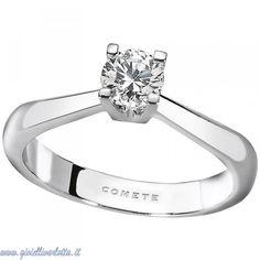 #cometegioielli #anello #solitario con diamante ANB 1854 Gioielleria Shopping Online http://www.gioiellivarlotta.it/product.php?id_product=1738
