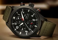 "*Blog Update - Read iN!* #IWC 44.5mm Pilot's Watch Chronograph ✈️Top Gun ""SFTI"" Ceramica & Ceratanium⌚️xxxx/1500 Limited Edition🎉"
