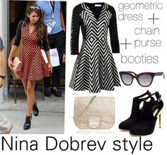 Nina Dobrev's style