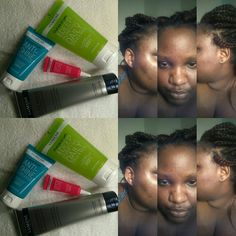 Trying this lumene combo on my skin It is their line clear it up.