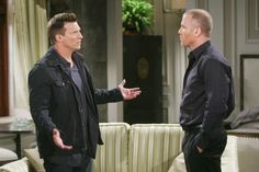 Today on #YR: Abby let the cat out of the bag!  Will Dylan and Stitch catch the killer before it's too late?!