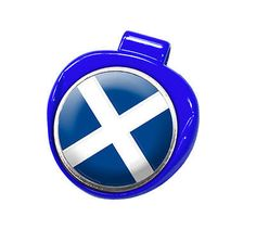 New #oasis golf cap clip with ball #marker blue #resin - scotland,  View more on the LINK: http://www.zeppy.io/product/gb/2/231521938185/